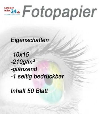 Inkjet Fotopapier