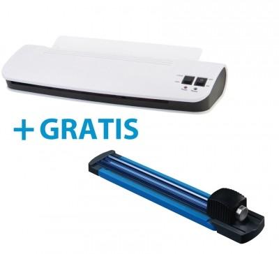 Laminiergerät XLam 360 A3 inkl. GRATIS 3 in 1 Papierschneider XCut 500
